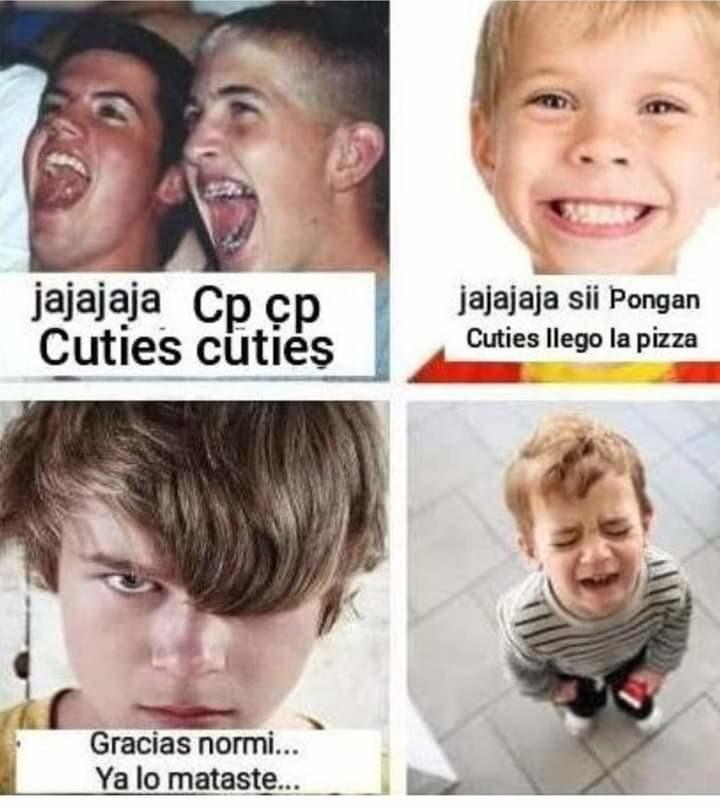 Jakakjajaj  >:( - meme