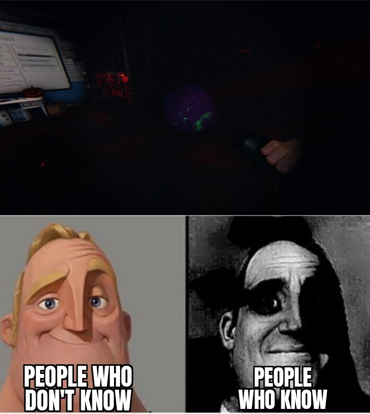 Phasmophobia halloween update (apologies for low quality) - meme